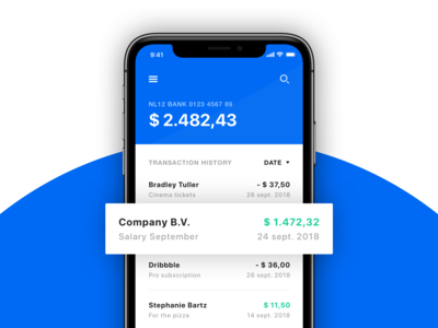 💸 Banking App (iOS)