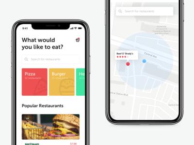 🍔 Food Order App