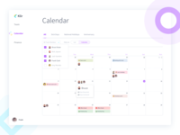 HR Management Calendar - Klir