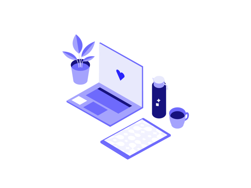 Illustrations for Tech Company | Part 1 isometric illustration isometric illustrator vector design illustration