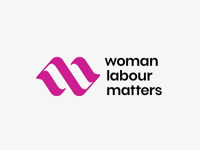 Woman Labour Matters - Moodboards design moodboard labour law women empowerment visual identity branding