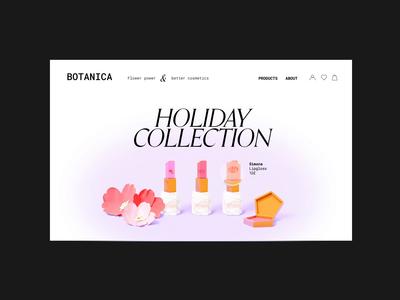 Botanica - Desktop animation