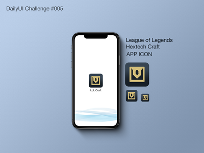 Daily UI Challenge #005 AppIcon