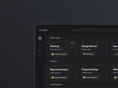 Google Day Concept