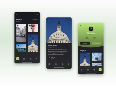 News Mobile App - Concept