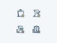 Spot Icons For Grafiking