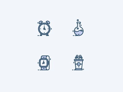 Back To School Icons 2
