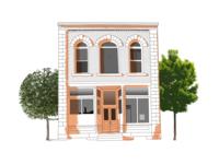 First Building Illustration