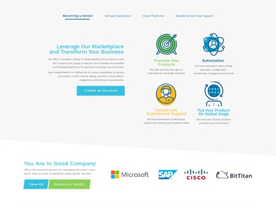 TechData E-Commerce Vendor