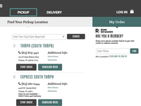 Carrabbas' Dine Rewards and Delivery Workflow