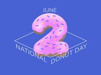 Happy Donut Day!