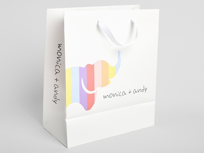 Monica + Andy Spring Bags