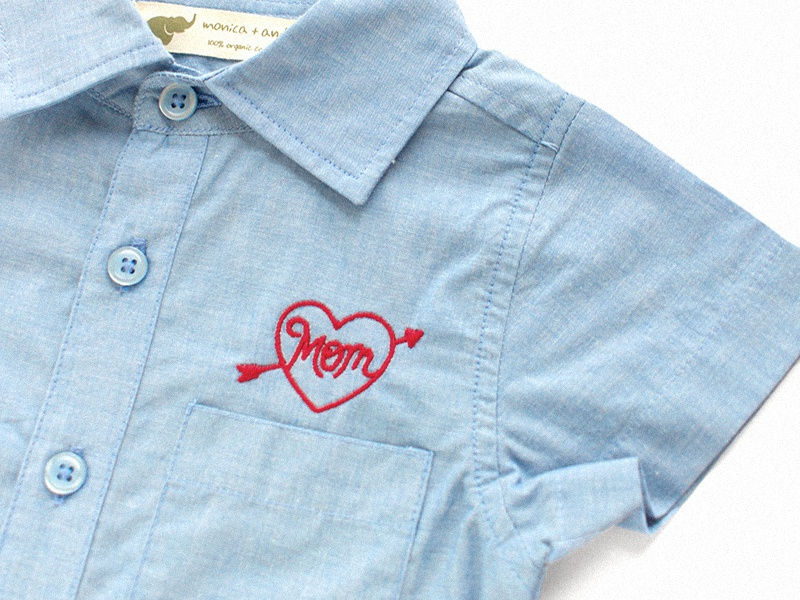 Valentine's Day Embroidery mothers day valentines day mom patch embroidery