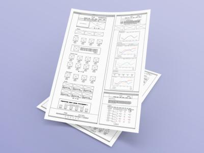 Dapp.com ・ Low-Fidelity Wireframes