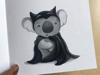 Koala-Batman
