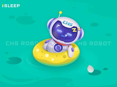 chs roboto-sleep