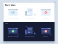 ByteTrade-Empty state