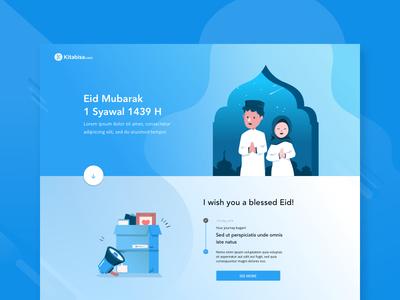 Kitabisa Ramadan Microsite
