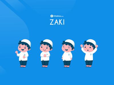 Kitabisa Zaki - Personal Zakat Assistant