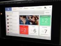 HR Dashboard Concept WIP