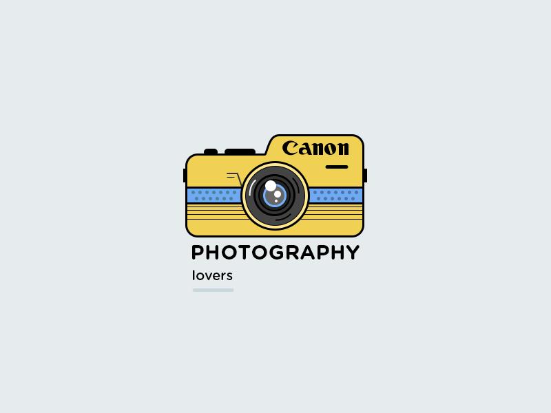 Canon Camera psd download canon camera download psd vector shapes full edite icon icons