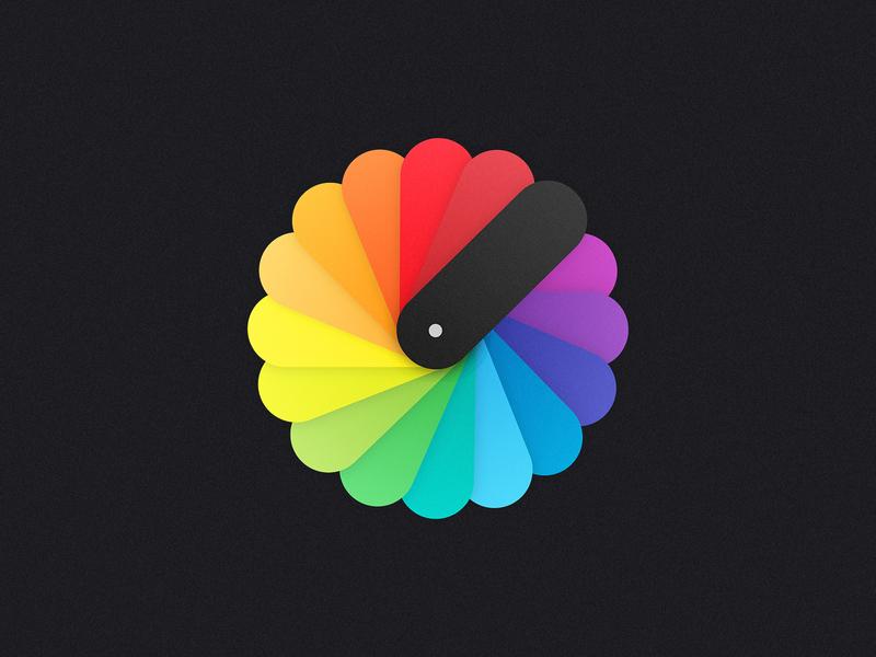 Daily UI Challenge #005 - App Icon mac os illustration red blue green logodesign identity symbol vector brand branding colorful icon app icon app dailyui challenge dailyui 005 dailyui