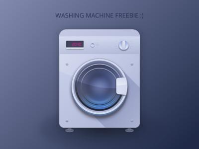 Washing Machine Freebie