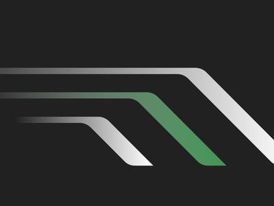 Mustread logo design