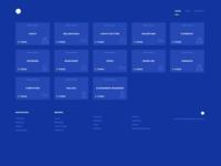 Designer Clothing Landing Page UI