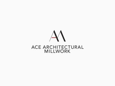 Ace Architectural Millwork Branding and Web Design web design uxui branding
