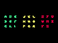 Alphabet Logo System