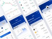 Blockchain Wallet App