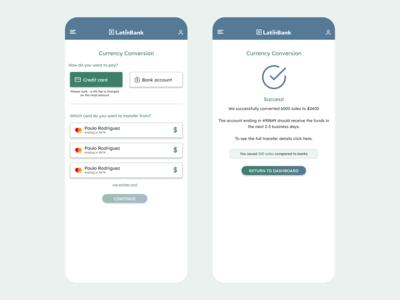 Currency Conversion Progressive Web App