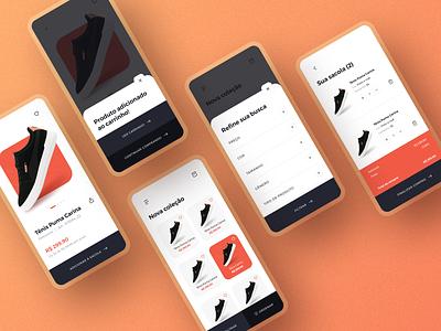 Daily UI 016: Pop-Up / Overlay checkout e-commerce app web ui figma daily016 design dailyui