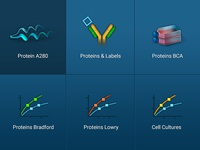 Biotech Icons