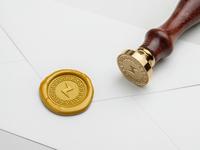 Greek God's Wax Seal Stamp