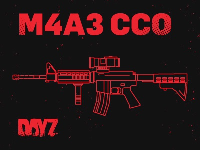 M4A3 CCO by Tyler Barber | Dribbble | Dribbble