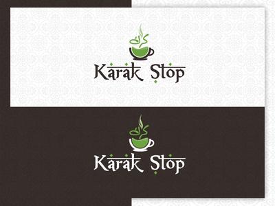 Karak Chai Logo