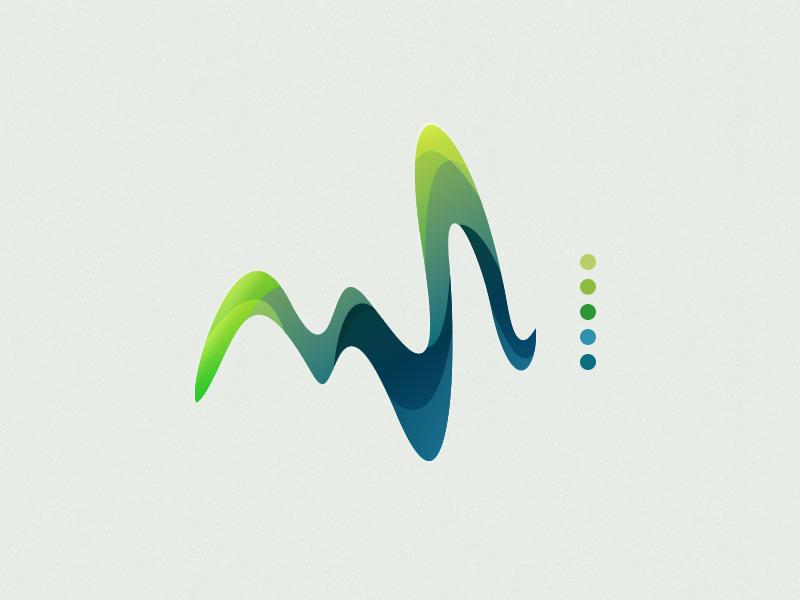 logo & pulse see visual logo graphics pulse notification color