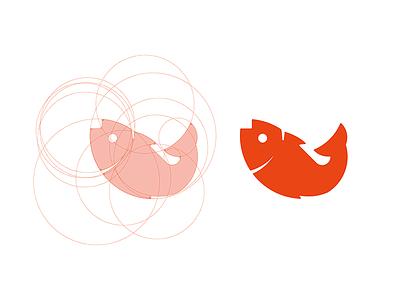Fish logo see visual logo graphics icon fish shape