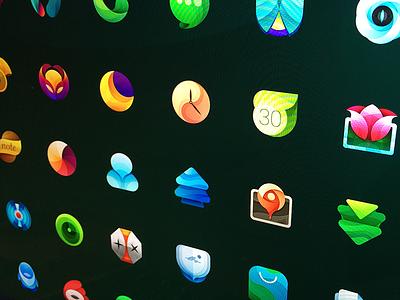 ICON FULL magic see visual icon creative colour android flyme meizu