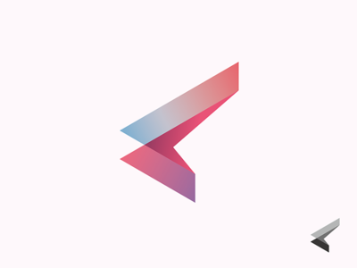 L Logo by SEE Dribbble