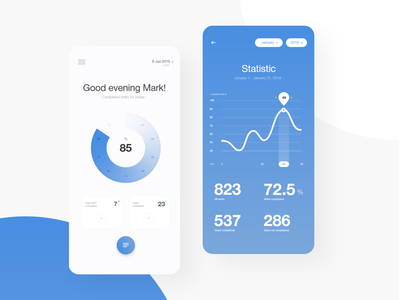 Task planner system minimal to do diagram dashboard clean app planners learning knowledge ui modern ios android planner task mobile