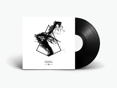 "EP ""Pretty ASHES"" communication graphisme direction artistique"
