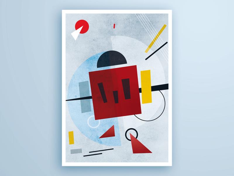 Suprematism #2 avantgarde shapes abstract design abstraction abstract art abstract suprematism design vectorart vector posterdesign poster illustrator illustration artdirection graphicdesign