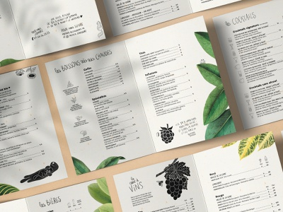 MOTHER - MENU DESIGN menu restaurant branding restaurant menu illustration menu layout menu design