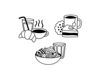Meals illustration