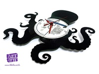 Octopus - Clock Vinyl for Like This Art (Brazil).