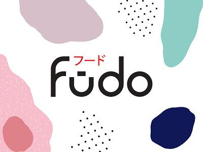 Fūdo Logo branding logo