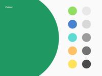 Profile Pensions: Colour Palette